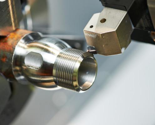 Toczenie i frezowanie CNC