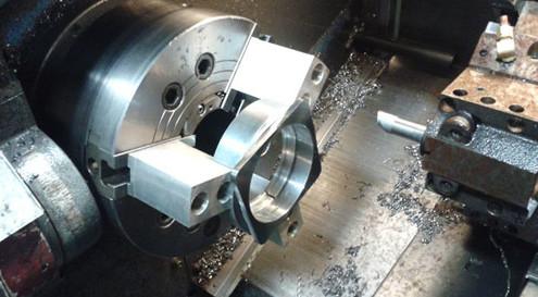 Toczenie CNC
